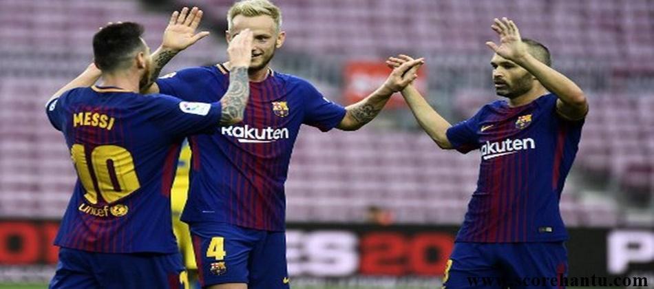 Prediksi Skor Barcelona vs Levante 18 Januari 2019