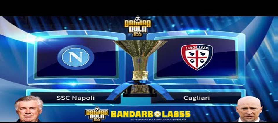 Prediksi Napoli vs Cagliari 06 Mei 2019