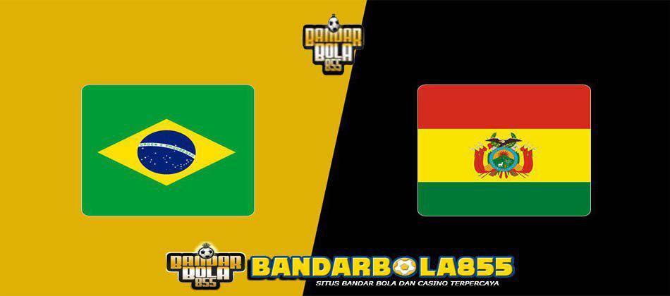 Prediksi Bola Brazil vs Bolivia 15 Juni 2019