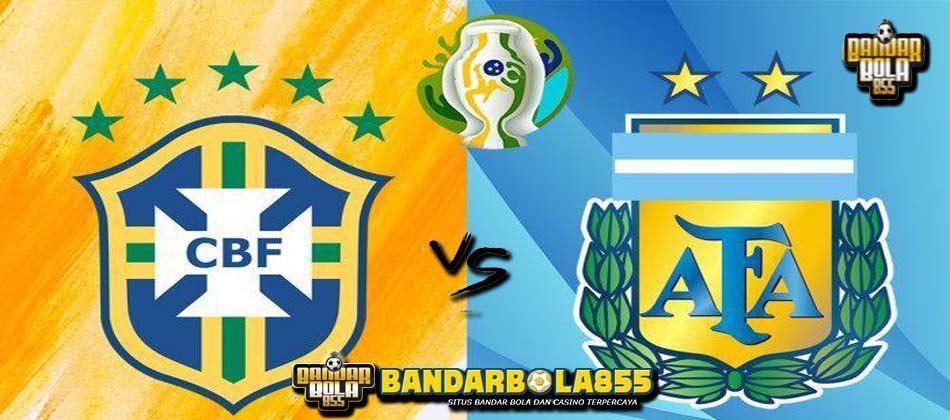 Prediksi Brazil vs Argentina 3 Juli 2019