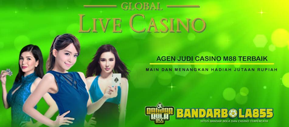 Agen Casino M88 Terbaik Dan Terpercaya