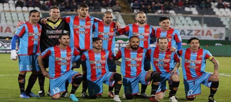Prediksi Catania vs Robur Siena Senin 11 Juni 2018.