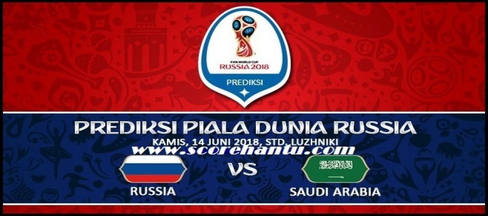 <h1><b>Prediksi Skor Russia Vs Saudi  Piala Dunia Arabia  14 Juni 2018</h1><p><a href=